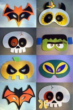 Kids Crafts, Halloween Crafts For Kids, Felt Crafts, Cardboard Crafts, Cardboard Paper, Halloween Images, Creative Crafts, Creative Writing, Decor Crafts