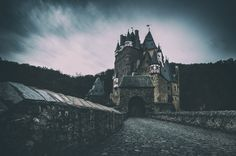 Eltz Castle - Another shot of Eltz Castle