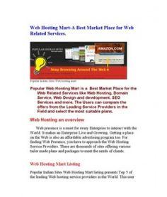 Web Hosting Mart