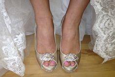 9e2ac66e1500 27 Best Wedding shoes for bride images