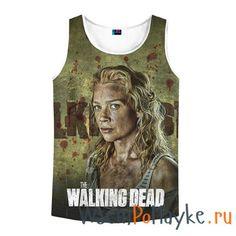 Мужская майка 3D Walking Dead купить в интернет магазине WsemPoMayke.Ru http://wsempomayke.ru/product/man_tank_full/1074547  Доставка по России курьером или почтой, оплата при получении. Посмотреть размеры и цену > http://wsempomayke.ru/product/man_tank_full/1074547