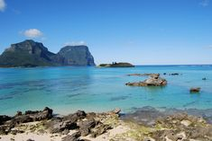 Lord Howe Island off NSW | 28 Stunning Australian Places You Need To Visit Before You Die