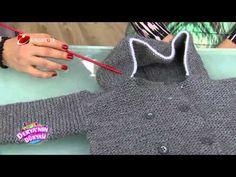Baharlık Hırka Yapımı - Derya'nın Dünyası - 10 Mart 2015 - YouTube