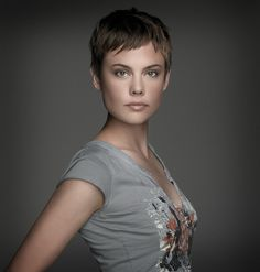 Very Short Pixie Haircut for Fine Hair Click the image now for more info. Very Short Pixie Cuts, Pixie Cut With Bangs, Very Short Hair, Short Hair Cuts, Short Hair Styles, Pixie Haircut Styles, Short Pixie Haircuts, Pixie Hairstyles, Sassy Haircuts