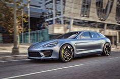 Made in Italy: Nein, dieser Porsche kommt nicht aus Zuffenhausen, sondern das...