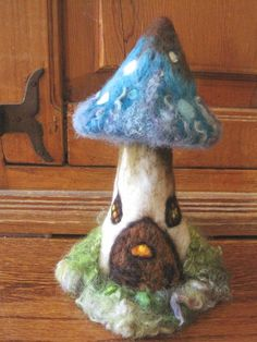 Image result for needle felted gnomes