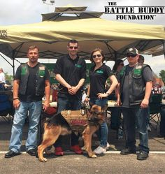 Battle Buddy · May 17 · .....2015    The Battle Buddy Foundation attended the Blessing of the Bikes today alongside the Green Knights MMC, Chapter 32 promoting their upcoming Ride For Warriors Poker Run event benefiting TBBF on May 30th.