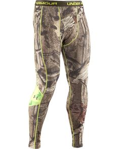 Under Armour Men's Evo Scent Control Legging  http://www.countryoutfitter.com/products/47804-mens-evo-scent-control-legging