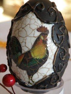 decoupage jajka - Szukaj w Google