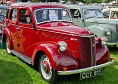 Ford Prefect (1938) Maintenance/restoration of old/vintage vehicles: the material for new cogs/casters/gears/pads could be cast polyamide which I (Cast polyamide) can produce. My contact: tatjana.alic@windowslive.com