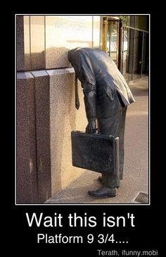 Harry potter humor!! ❤❤❤