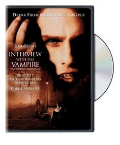 Interview with the Vampire: The Vampire Chronicles  // Click through for more bloody good vampire movies to watch this Halloween!