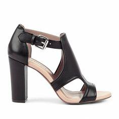 Sole Society - Block heel sandal s - Marni - Black