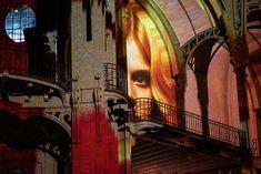 Wim Wenders zeigt Riesen-Installation im Pariser Grand Palais Pina Bausch, E Motion, Grand Palais, 6 Photos, Art Plastique, Oeuvre D'art, Fair Grounds, Movies, Films