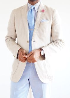 acutestyle: 07.08.14 Blue Boy Snuck a little pink in there too. Shirt: Lands End, Tie: Camicissima (similar), Jacket: Uniqlo (similar), ...