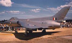 Avro 707A in 1956