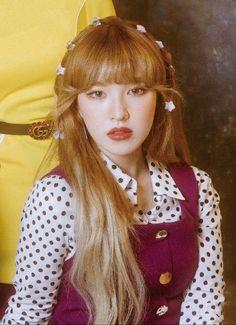 Wendy Red Velvet, Red Velvet Irene, Seulgi, South Korean Girls, Korean Girl Groups, How To Draw Hair, Portraits, Photo Cards, Kpop Girls