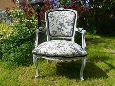 French Boudoir Chair £180.00