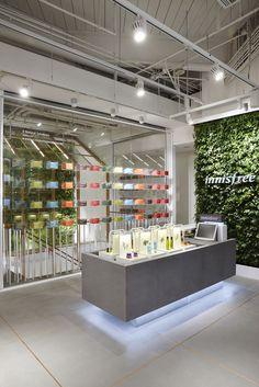 portfolio | INNISFREE Flagship store Hongyi Plaza, Shanghai