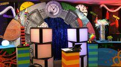 Time Lab decoration ideas! #AnswersVBS #VBS2018 #TimeLab