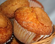Magdalenas aragonesas Cupcake Frosting, Cupcake Cookies, Cupcakes, Mexican Food Recipes, Healthy Recipes, Spanish Food, Spanish Recipes, Yummy Cakes, Soul Food