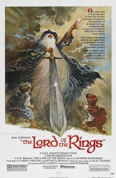 The Lord of the Rings -- All of the magical adventure of J.R.R. Tolkein's thrilling ♥♥♥