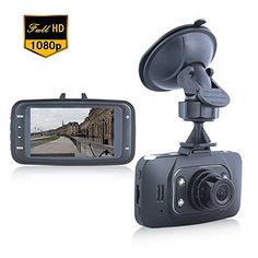 "Lecmal GS8000 Dash Cam Recorder / Night Vision DVR Motion Detection DVR Recorder / 2.7""HDMI Vehicle Camera Video Recorder camcorder Road / HD 1080P G-sensor Road Dash Cam Video - No card included"