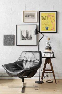 Studio 25 - Designed by Daniel Pinson & Antonio Cafaro