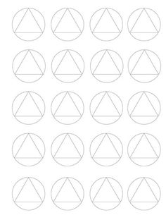 GEODESIC PAPER ORNAMENT printable template