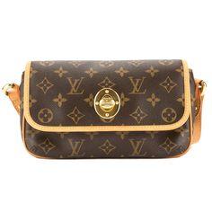 Louis Vuitton Monogram Canvas Tikal PM Bag (Pre Owned)