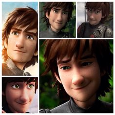 HtTYD 2 Ok, he's hot. I'm sorry, but he is.
