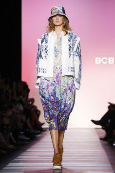 BCBG Max Azria Ready To Wear Spring Summer 2016 New York - NOWFASHION