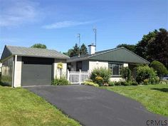 Lustron All Metal Home 1955    355-S-Main-Ave-Albany-NY