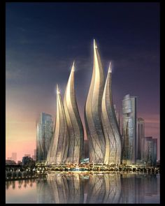 The Dubai Towers - Project