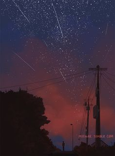 ill be your shinning stars. Aesthetic Gif, Aesthetic Wallpapers, Pixel Art, 8bit Art, 3d Video, Animation, Anime Scenery, Night Skies, Amazing Art