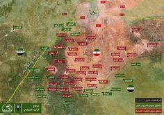 (جيش الفتح) يصد محاولة الميليشيات الموالية اقتحام بلدة الزربة في حلب