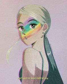 Ariana Grande Anime, Ariana Grande Drawings, Vintage Cartoons, 90s Cartoons, Cartoon Kunst, Cartoon Art, Cartoon Icons, 90 Anime, Japon Illustration