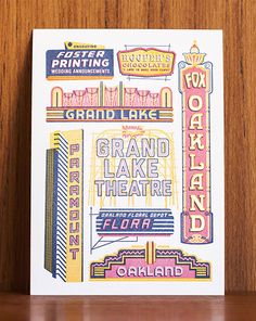 :: oakland illustrated ::