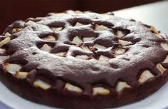 Torta cioccolato e pere - Iginio Massari The Sweetman - Decima Puntata - Iginio Massari The Sweetman. Una stagione piena di dolcezza