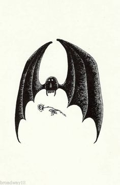 Edward Gorey Bat Edward Gorey, Aubrey Beardsley, Creepy Art, You Draw, Gothic Art, Dark Art, Art Inspo, Art Drawings, Illustration Art