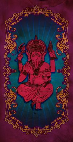 Baroque Ganesha Power