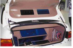 1992 civic trunk