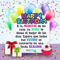 😊😉🎇🎉🎈🎊Feliz Cumpleaños y Bendiciones para ti😊😉🎇🎉🎈🎊 | Tarjetitas Happy Birthday Video, Happy Birthday Cards, Birthday Cake, Daughter Quotes, Birthdays, Aurora, Angel, Videos, Happy Birthday Text