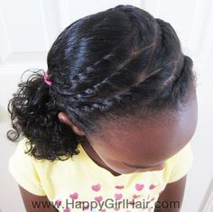 6. Happy Girl Hair    This is another blog for those who have girls with naturally curly hair. From products to accessories to hairstyling on a budget, this is a…