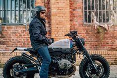 BMW R nineT Scrambler by JVB Moto #motorcycles #scrambler #motos | caferacerpasion.com