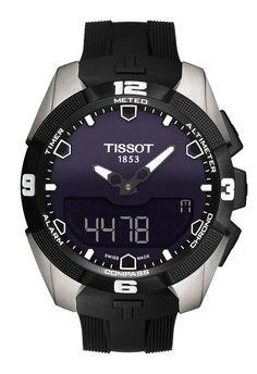 9f89a4a1a56 Les 10 plus belles montres de Bale Tissot T Touch Expert Solar