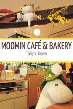 Moomin Bakery and Café - Tokyo, Japan