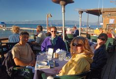 Beacon Bar and Grill at Camp Richardson on South Lake Tahoe