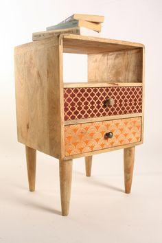 Table d'appoint / Chevet design bois  http://www.sweetmango.fr/fr/meuble-d-appoint/201-table-d-appoint-chevet-design-bois.html