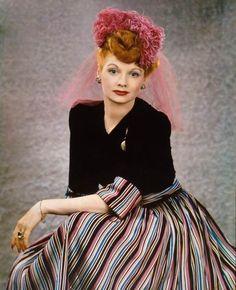 Lucille Ball  NEWS' rare color celebrity photos - NY Daily News